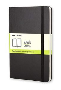 Best Journals for Art Journaling: Did Moleskines make the list? #joyfulartjournaling #moleskine