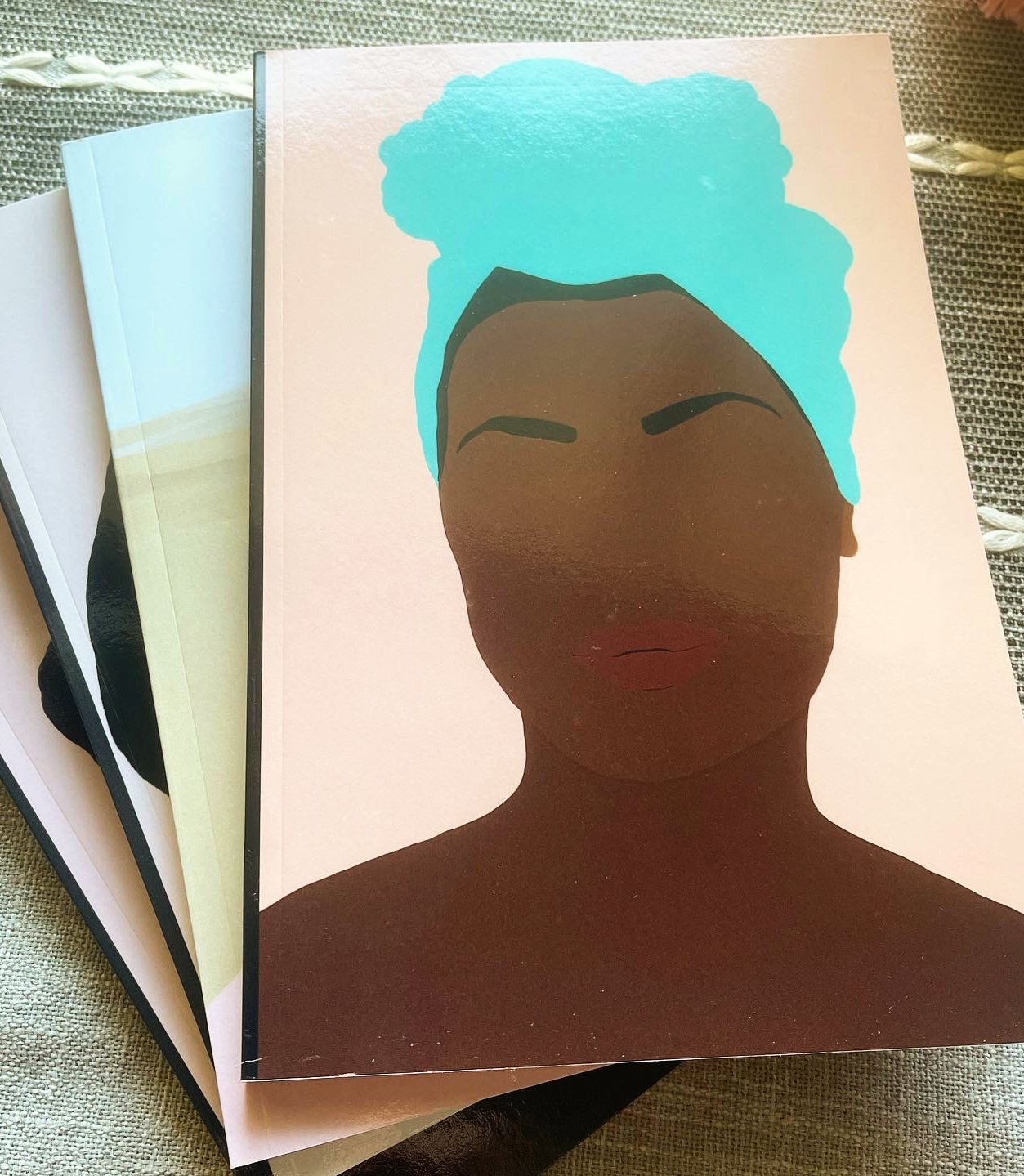 These Blank Lined Journals from Joyful Art Journaling have super modern, beautiful, glossy covers. Perfect for your journaling needs.