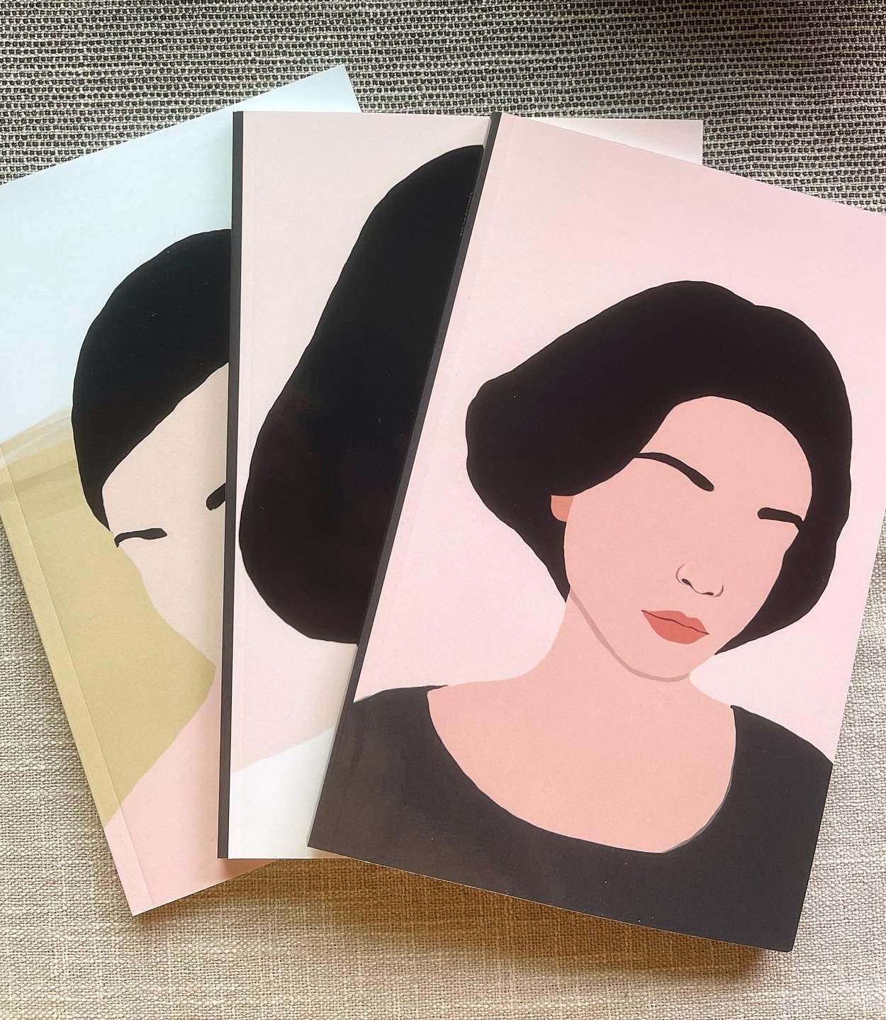 These Fresh and Modern Blank Lined Journals from Joyful Art Journaling are perfect for your journaling needs.